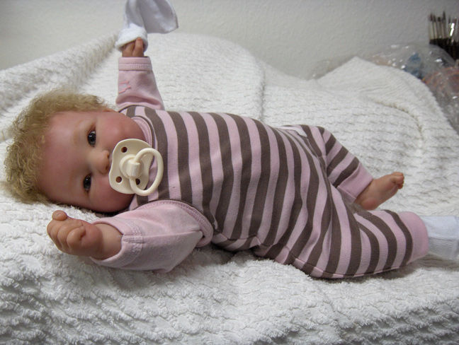 Reborn baby dolls - Click the picture to see more photos
