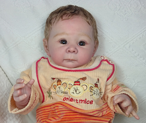 Reborn baby doll - click on the photos to see a gallery with each reborn baby doll