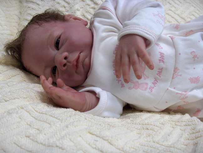 Reborn baby dolls - Klik her for at se flere fotos
