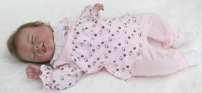Reborn baby dolls - Klik for at se flere fotos