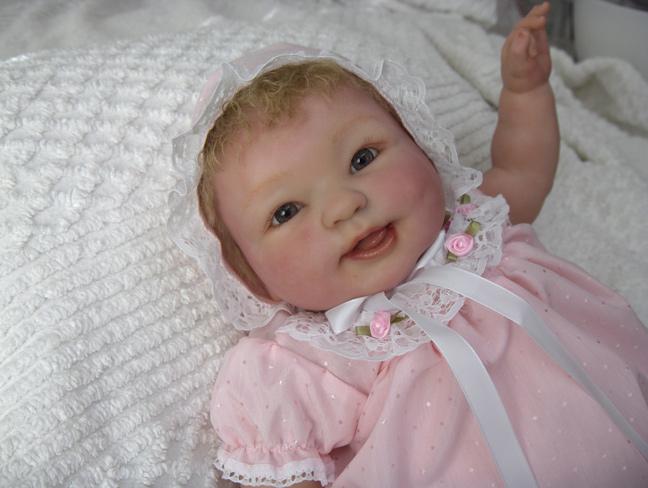 Reborn Baby doll Annabell