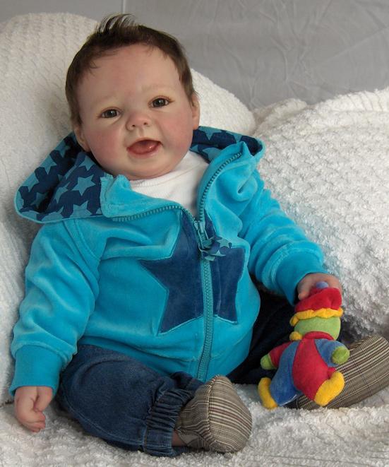 Reborn Baby doll Martin